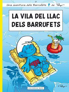 CAT LA VILA DEL LLAC DELS BARRUFETS