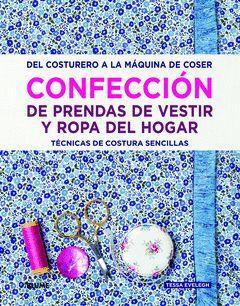 CONFECCIÓN DE PRENDAS DE VESTIR Y ROPA DEL HOGAR. BLUME-G-DURA