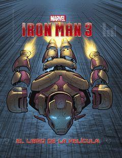 IRON MAN 3. LIBRO PELICULA