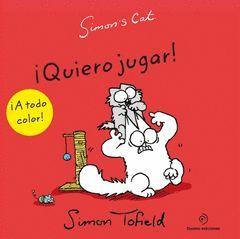SIMON'S CAT VII.QUIERO JUGAR-RUAT
