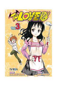 TO LOVE RU-03.COMIC-IVREA