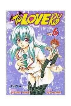 TO LOVE RU-06.COMIC-IVREA