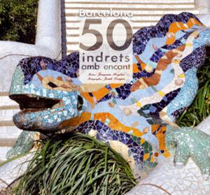 BARCELONA: 50 INDRETS AMB ENCANT. COSSETANIA-DURA