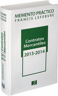 MEMENTO PRÁCTICO CONTRATOS MERCANTILES 2013-2014