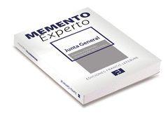 MEMENTO EXPERTO JUNTA GENERAL