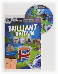 BRILLIANT BRITAIN  TEA B1 12