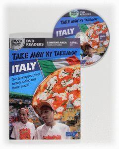 TAKE AWAY MY TAKEAWAY ITALY B1 12