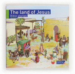 THE LAND OF JESUS BIBLE STORIES MOVE 13