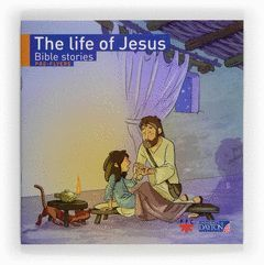 BIBLE STORIES: THE LIFE OF JESUS. PRE-FLYERS