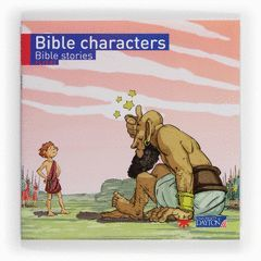 BIBLE STORIES: BIBLE CHARACTERS. FLYERS