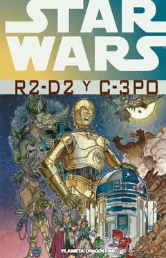 STAR WARS OMNIBUS ANDROIDES