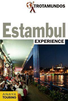 ESTAMBUL.EXPERIENCE + PLANO DESPLEGABLE.TROTAMUNDOS.ED13