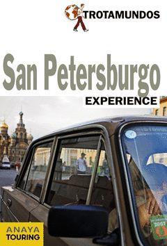 SAN PETERSBURGO.EXPERIENCE + PLANO DESPLEGABLE.TROTAMUNDOS.ED13