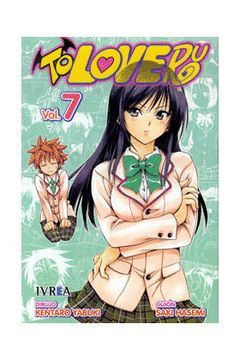 TO LOVE RU-07.COMIC-IVREA