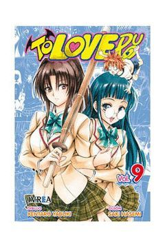 TO LOVE RU-09.COMIC-IVREA