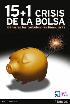 15+1 CRISIS DE LA BOLSA. PEARSON