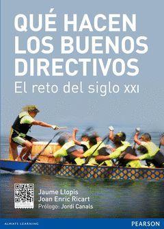 QUE HACEN LOS BUENOS DIRECTIVOS