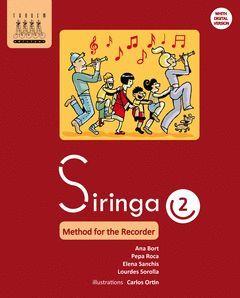 SIRINGA 1. METHOD FOR THE RECORDER