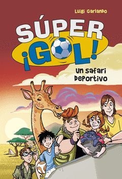 SUPER GOL-003.UN SAFARI DEPORTIVO