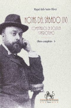 HOJAS DEL SABADO (IV) COMENTARIOS DE POLITICA Y PA