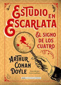 ESTUDIO EN ESCARLATA (CLÁSICOS)