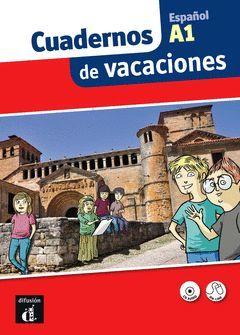 CUADERNOS DE VACACIONES A1