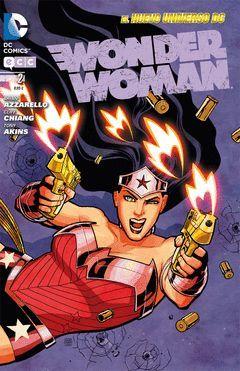 WONDER WOMAN-02 (NUEVO UNIVERSO DC. 2012) ECC.COMIC