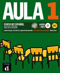 AULA NUEVA EDICION 1 LIBRO DEL ALUMNO + CD