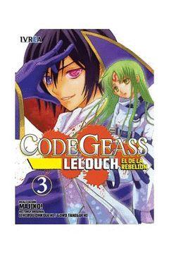 CODE GEASS: LELOUCH, EL DE LA REBELION 03
