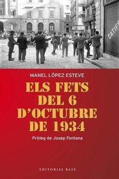 FETS DEL 6 D'OCTUBRE DE 1934