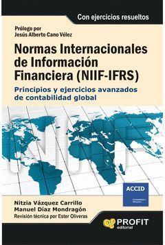 NORMAS INTERNACIONALES DE INFORMACIÓN FINANCIERA (NIIF-IFRS) VERSION CASTELLANA