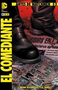 ANTES DE WATCHMEN: EL COMEDIANTE 3