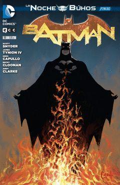 BATMAN 11 (MENSUAL 2012)