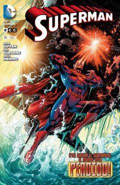 SUPERMAN 11 (MENSUAL 2012)