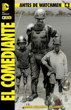 EL COMEDIANTE 04 (GRAPA)