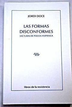 FORMAS DISCONFORMES LAS