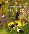 ATLAS LAROUSSE DE LOS ANIMALES,MI.LAROUSSE-INF-DURA
