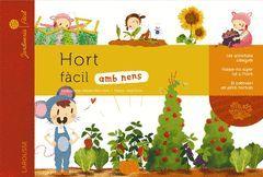 HORT FÀCIL AMB NENS.LAROUSSE-DURA