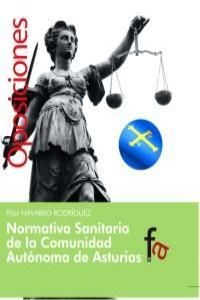 NORMATIVA SANITARIA DE LA COMNIDAD AUTÓNOMA DE ASTURIAS