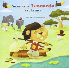 SU MAJESTAD LEONARDO VA A LA SUYA