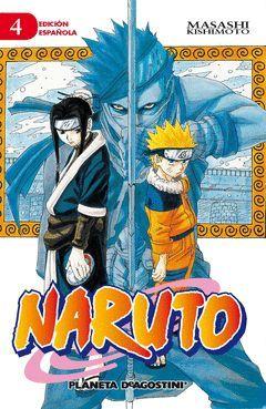 NARUTO.004.AGOSTINI COMICS