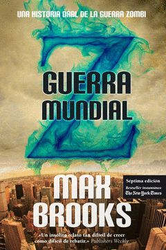 GUERRA MUNDIAL Z (8ª ED.) ALMUZARA-RUST