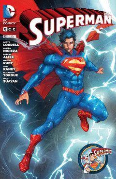 SUPERMAN 13 (MENSUAL 2012)