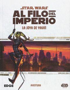 LA JOYA DE YAVIN EXPANSION PARA STAR WARS AL FILO DEL IMPERIO