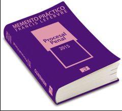 MEMENTO PRÁCTICO PROCESAL PENAL 2015