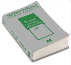 MEMENTO PRÁCTICO PROCESAL CONTENCIOSO-ADMINISTRATIVO 2015