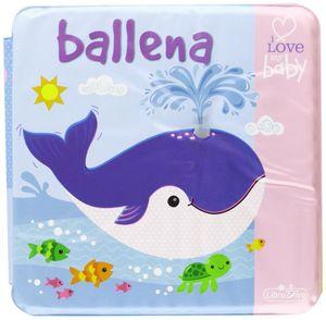 I LOVE MY BABY. BALLENA