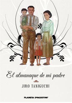 ALMANAQUE DE MI PADRE - TRAZADO