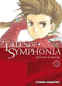 TALES OF SHYMPHONIA Nº01