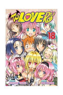 TO LOVE RU 18